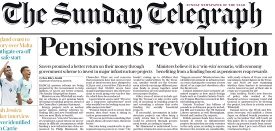 Sunday Telegraph Oct 9 2016