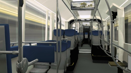 Sprint bus interior cgi